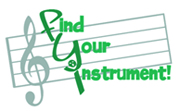 Find Your Instrument!